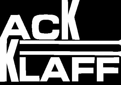 Jack Klaff logo white