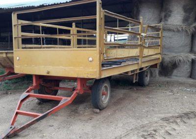 geel trailer